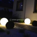 Ogród 3 Sulejówek - oświetlenie