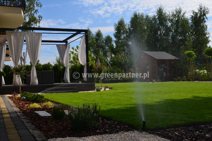 Nawadnianie trawnika Sulejówek (2)