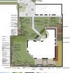 Projekt ogrodu Wawer
