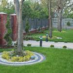 ogród Mińsk Mazowiecki, projekt ,realizacja, nawadnianie, pielęgnacja