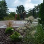 Realizacja ogrodu Nadma