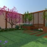 Projektowanie nowoczesnych ogrodów  Mokotów