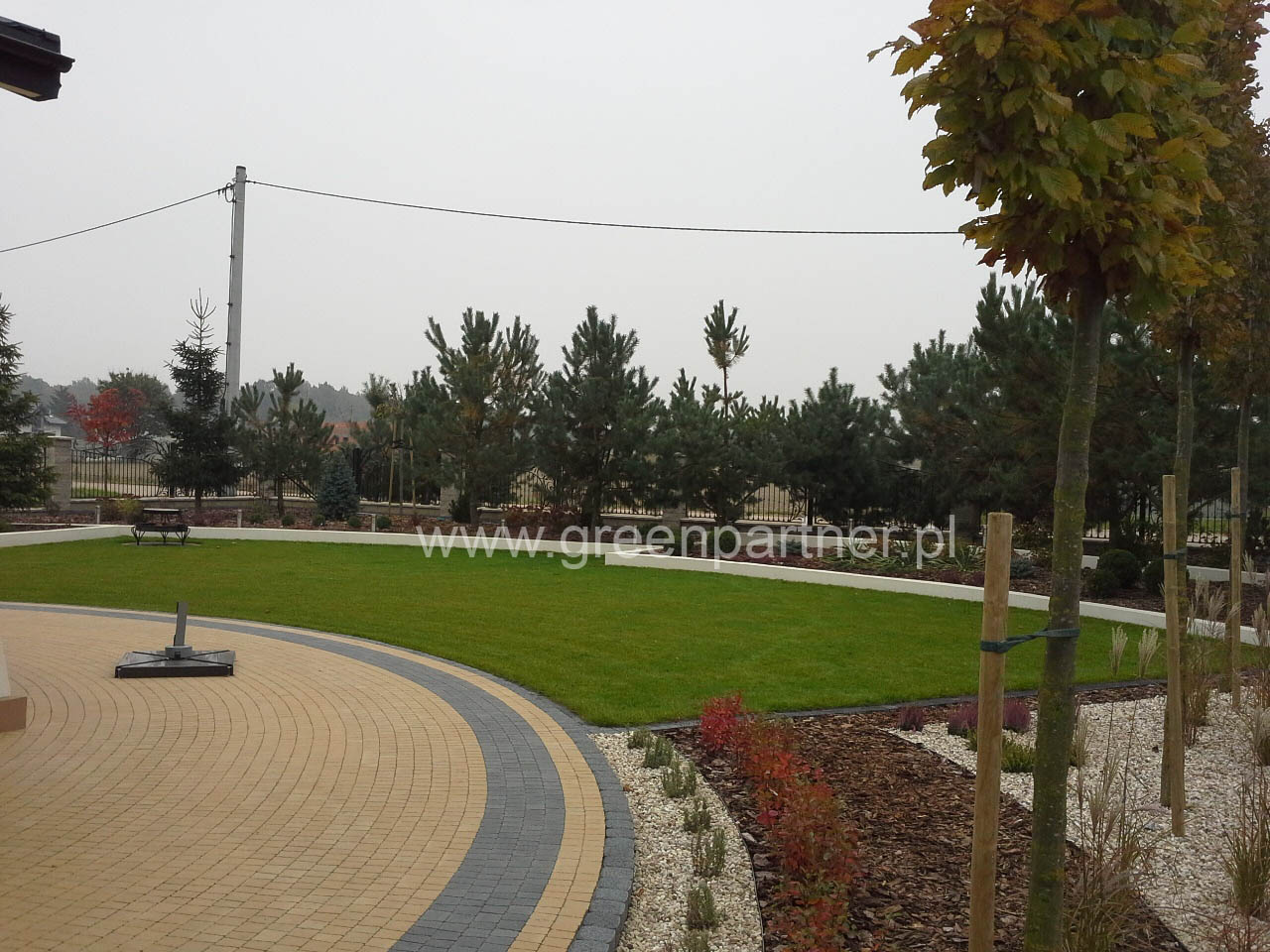 Projekt i realizacja ogród Mińsk Mazowiecki